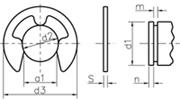 Anelli Elastici Radiali (Benzing)