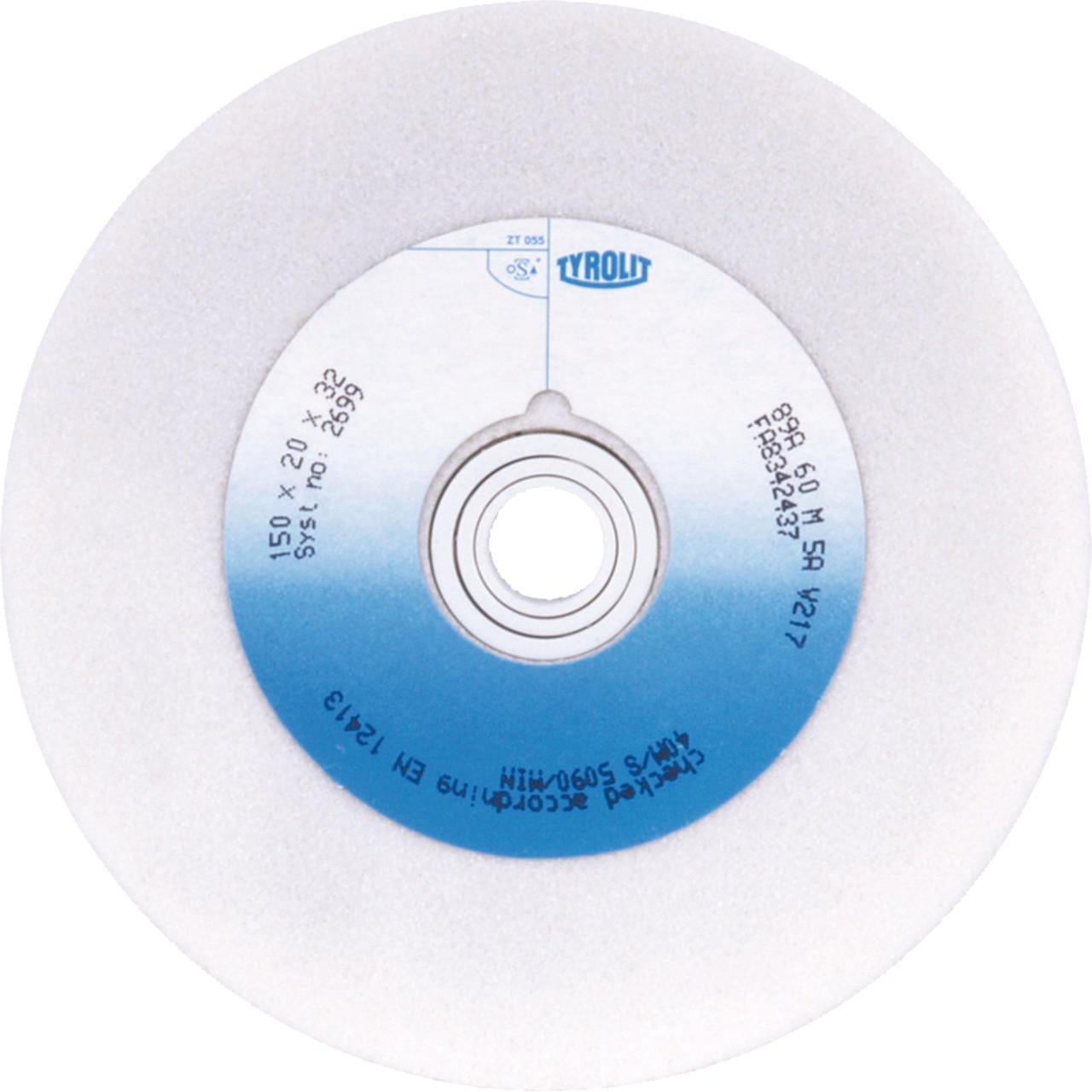 Immagine di Mole convenzionali ceramiche per smerigliatrici stazionarie da banco Per acciai altamente legati e superrapidi