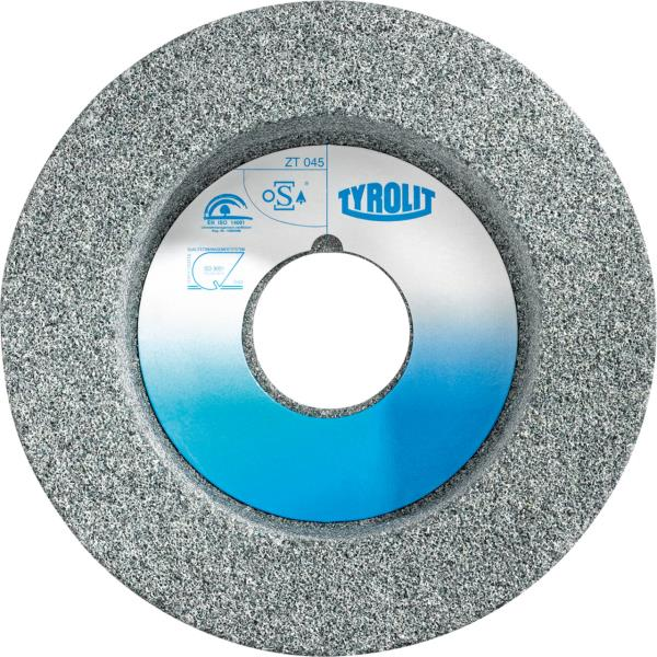 Immagine di Mola ceramica convenzionale per rettifica a secco Per metallo duro