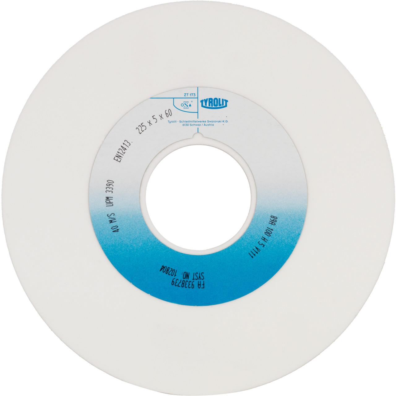 Immagine di Mole per la rettifica di profili al a CBN  legante vetrificato e legante resinoide e Per metallo duro e acciaio superrapido