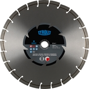 DCA+C 2in1 per il taglio a secco per asfalto & calcestruzzo