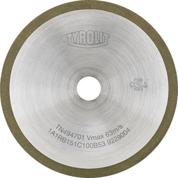 Immagine di Taglio di utensili rotanti per metallo duro