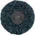 Immagine di Dischi pulitori a grana grossa QUICK-CHANGE PREMIUM*** per acciaio, acciaio inossidabile e PVC