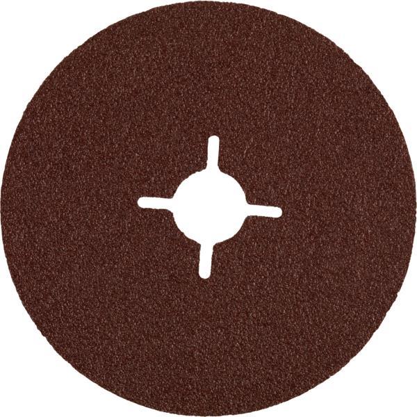 Immagine di Dischi in fibra vulcanizzati A-B01 V BASIC* per acciaio, alluminio e legno