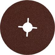 Dischi in fibra vulcanizzati A-B01 V BASIC* per acciaio, alluminio e legno