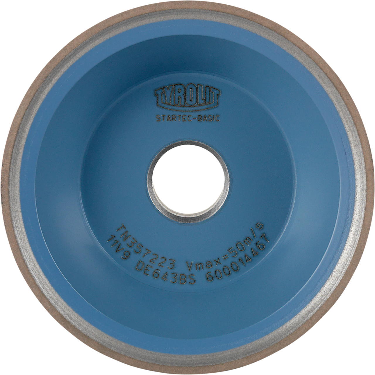 Immagine di Rettifica di utensili CNC con diamante a legante resinoide per la rettifica a umido Per metallo duro