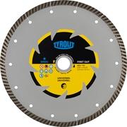 DCU-FAST CUT Dischi da taglio a secco per materiali da construzione universali