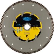 DCU-FAST CUT per il taglio a secco per materiali da construzione universali