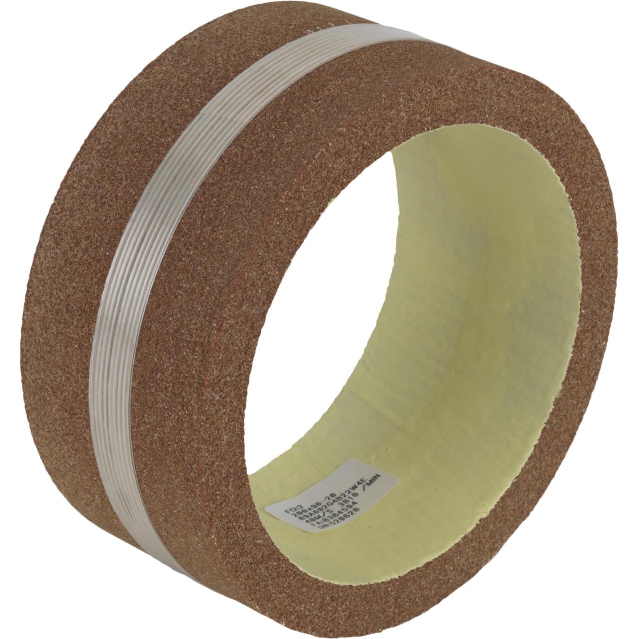 Immagine di Rettifica in piano con anelli, ceramica/resina convenzionale Per acciai altolegati e superrapidi