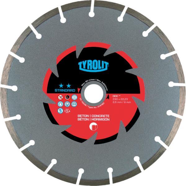 Immagine di DCC per il taglio a secco per calcestruzzo