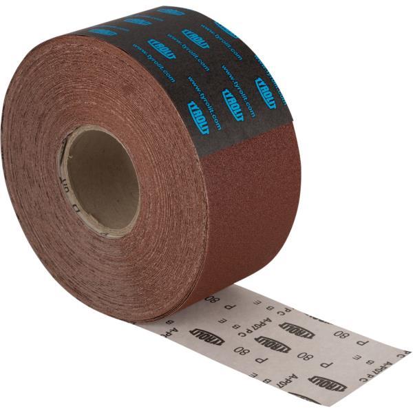 Immagine di Rulli di carta A-P07 P C PREMIUM*** per acciaio, metalli non ferrosi, legno, pittura e vernice