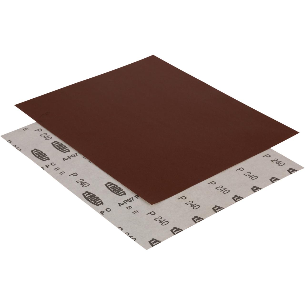 Immagine di Fogli di carta A-P07 P C PREMIUM*** per acciaio, metalli non ferrosi, legno, pittura e vernice