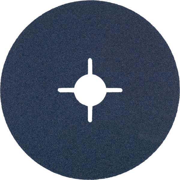 Immagine di Dischi in fibra vulcanizzati ZA-P43 V PREMIUM*** per acciaio