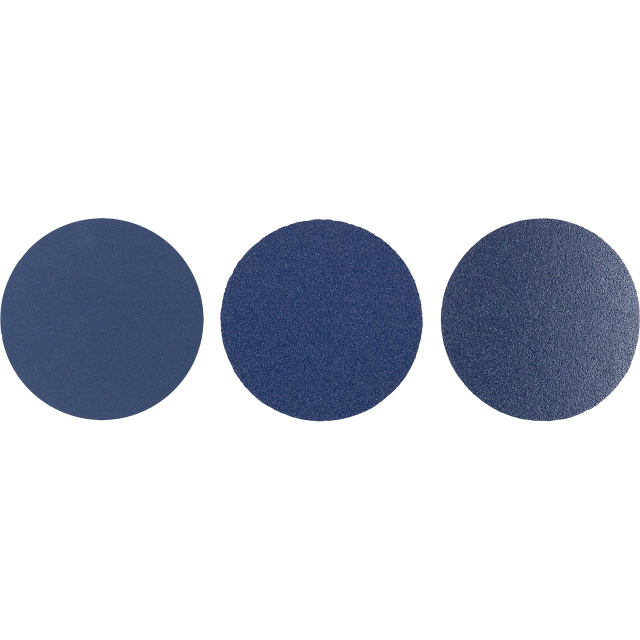 Immagine di TYROLIT Fast Change (TFC) ZA-P45 V* / ZA-P45 P F PREMIUM*** per acciaio, metalli non ferrosi, materiali composti e gel coat