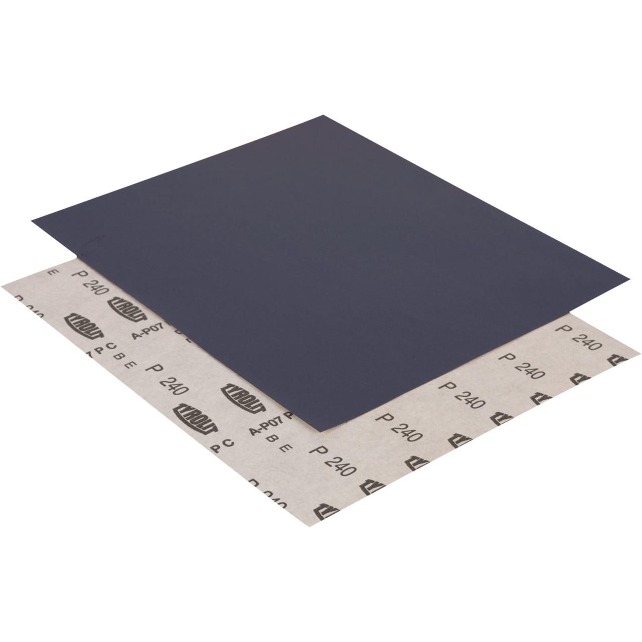 Immagine di Fogli di carta C-P68 P C | C-P68 P A PREMIUM*** per acciaio, metalli non ferrosi, legno, pittura e vernice