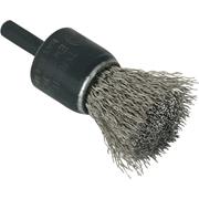 Spazzole a pennello PREMIUM*** per acciaio inossidabile