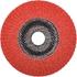 Immagine di Dischi lamellari a ventaglio CERABOND PREMIUM*** per acciaio inossidabile