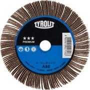 Rulli a lamelle PREMIUM*** A-P01 C X per acciaio, metallo non ferroso e legno