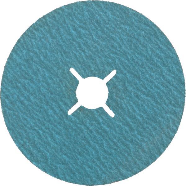 Immagine di Dischi in fibra vulcanizzati ZA-P48 V PREMIUM*** per acciaio e acciaio inossidabile
