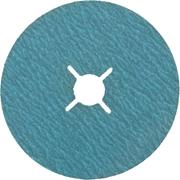 Dischi in fibra vulcanizzati ZA-P48 V PREMIUM*** per acciaio e acciaio inossidabile