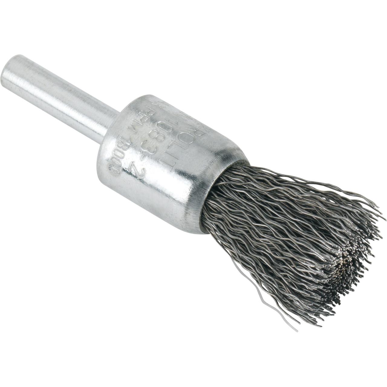 Immagine di Spazzole a pennello BASIC* per acciaio