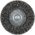 Immagine di Spazzole arrotondate con gambo BASIC* per acciaio inossidabile