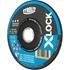 Immagine di Mole per sgrossatura X-LOCK PREMIUM*** per acciaio e acciaio inossidabile