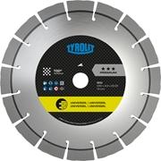DCU Dischi per il taglio a secco per materiali da construzione universali | con tecnologia TGD®